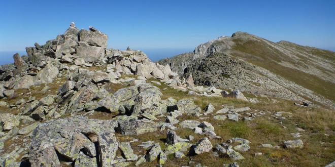 Hautes pyr n es pyr n es pic portarras altitude 2697 m - Point p arras ...